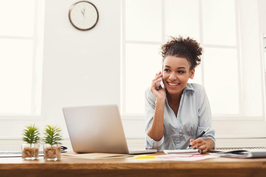英語での電話応対緊張の対処法