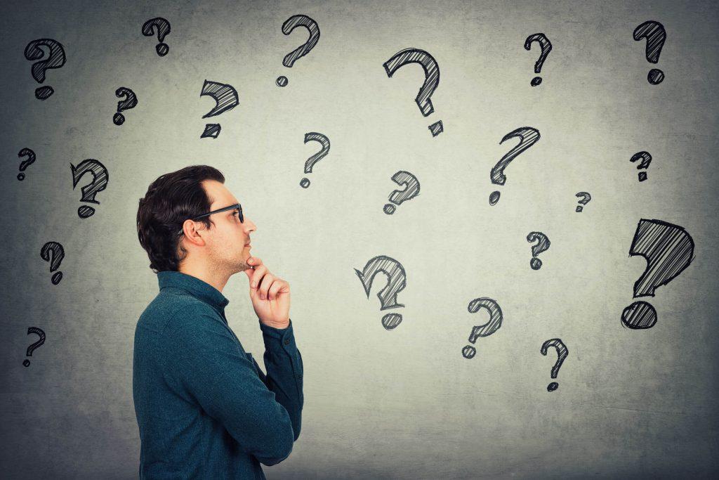 英語の疑問