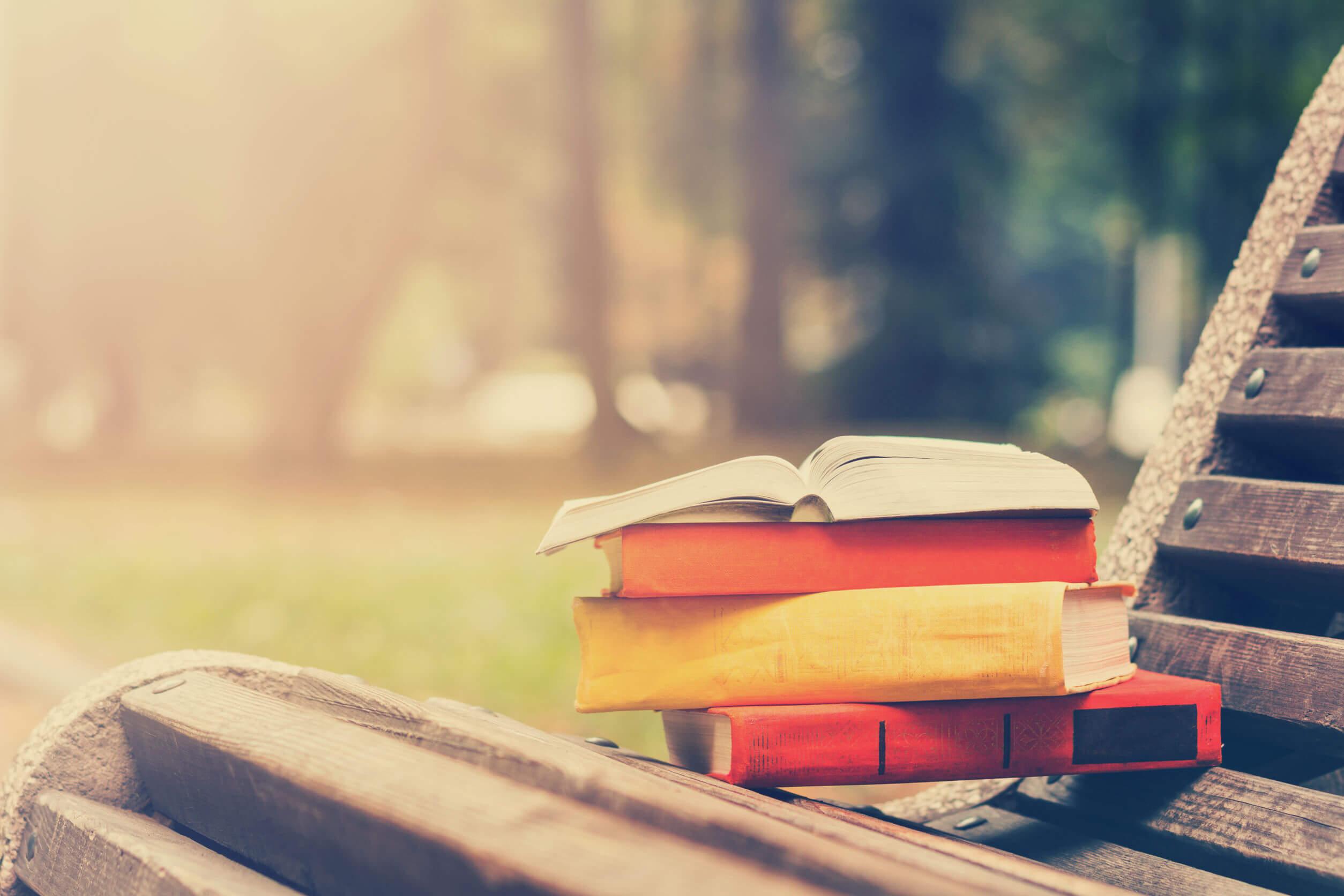 本と温かい日